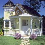 The Grand Victorian Luxury Playhouse, $24,000 (excluding customizations), SweetRetreat.com